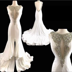 NEW Rachel Allan Collection Dress